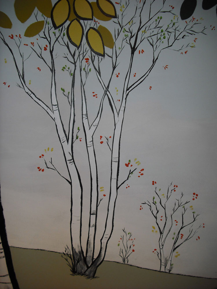 Pastorkenny Com Calvin Hobbes Birch Trees