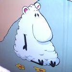 Sophie's Room - Sheep 02