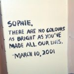 Sophie's Room - Signature