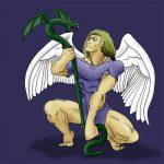 Angel02-Snake
